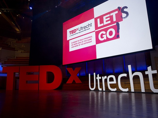 TEDxUtrecht: member speakerteam